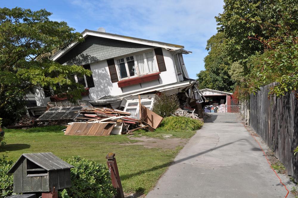 earthquake insurance St Louis MO